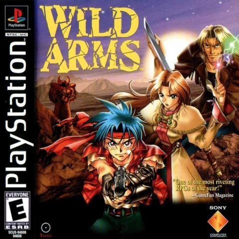 Wild Arms 2 Eboot
