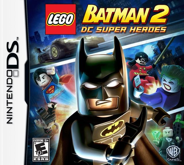 Lego Batman 2 Dc Super Heroes U Rom Nds Roms Emuparadise