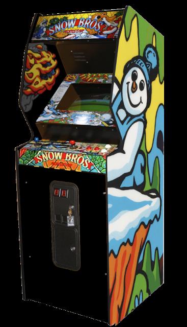 rom arcade games