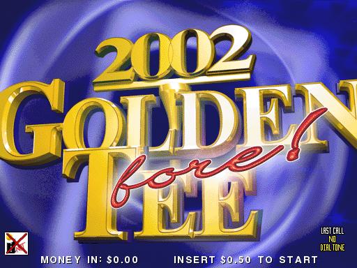 Golden Tee Fore! 2002 (v2 01 06) ROM < MAME ROMs | Emuparadise