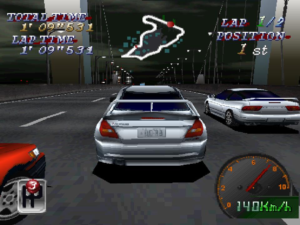 Option - Tuning Car Battle (Japan) (v1 1) ISO < PSX ISOs