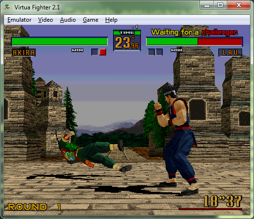 Virtua fighter 2 download (1997 arcade action game).