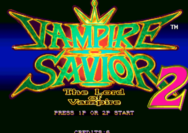 Vampire Savior 2: The Lord of Vampire (Japan 970913) ROM < MAME ROMs