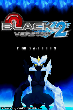Pokemon Black Version 2 (U) (Patched) ROM < NDS ROMs
