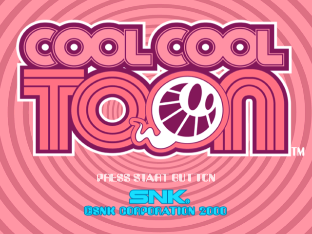 Cool Cool Toon (Japan) ISO < DC ISOs | Emuparadise