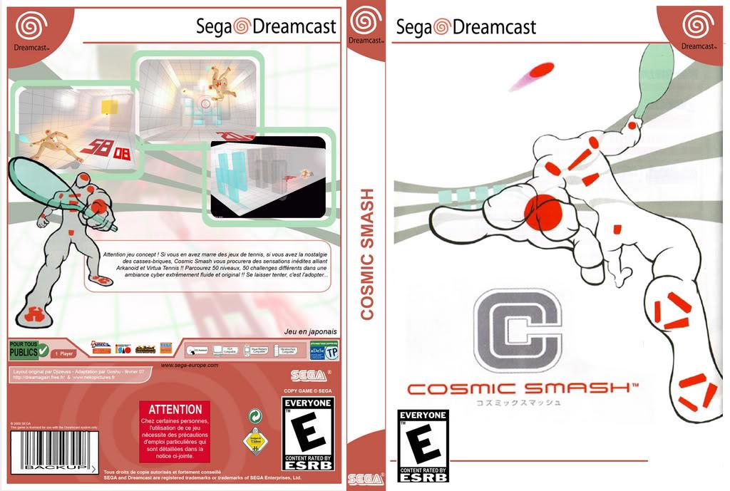 Cosmic Smash (Japan) ISO < DC ISOs | Emuparadise