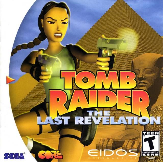 Tomb Raider The Last Revelation Usa Iso Dc Isos Emuparadise