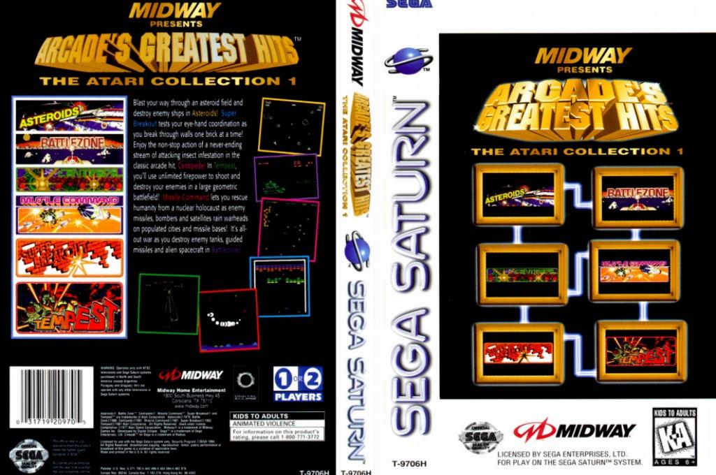 Arcade's Greatest Hits The Atari Collection 1 (U) ISO