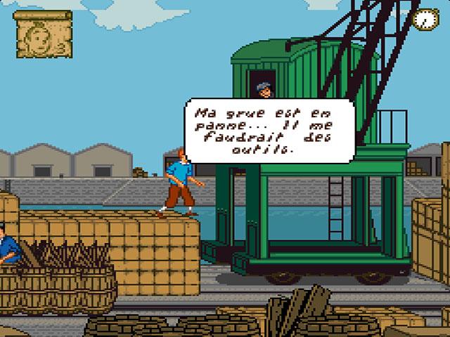 Screenshot Thumbnail Media File 3 For Adventures Of Tintin The