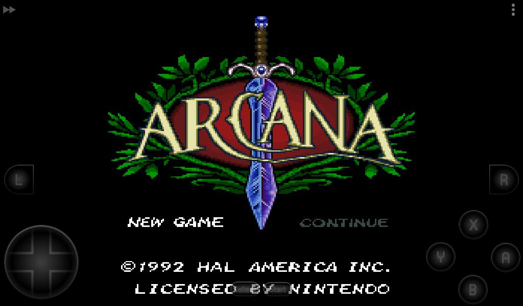 Arcana (USA) ROM < SNES ROMs | Emuparadise