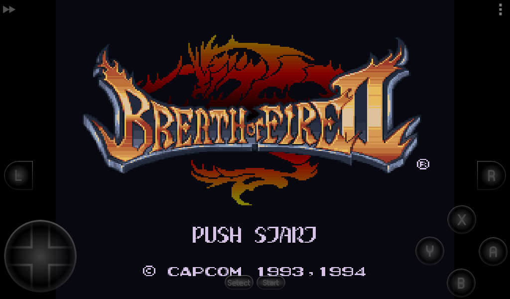 Breath of Fire II Shimei no