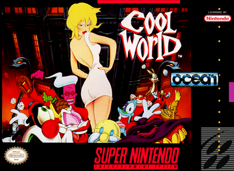 Kết quả hình ảnh cho Cool World (USA)
