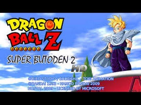 dragon ball z super butouden 2 snes