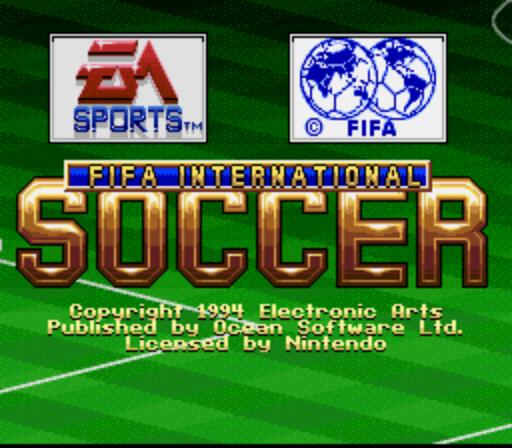 FIFA International Soccer (Europe) ROM < SNES ROMs | Emuparadise