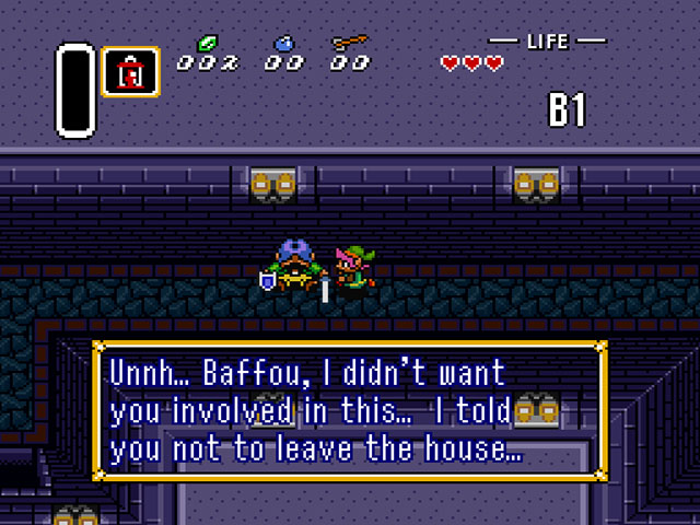 Legend of zelda the a link to the past usa rom snes roms screenshot thumbnail media file 1 for legend of zelda the a link to aloadofball Choice Image