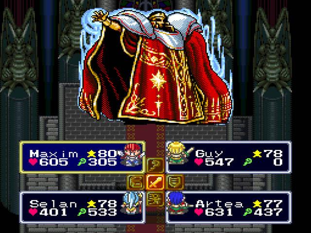 Lufia & The Fortress of Doom (USA) ROM < SNES ROMs   Emuparadise