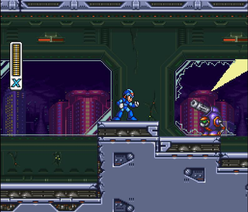 [Análise Retro Game] - Mega Man X3 - SNES/Saturn/Playstation 34556-Megaman_X3_(USA)-1