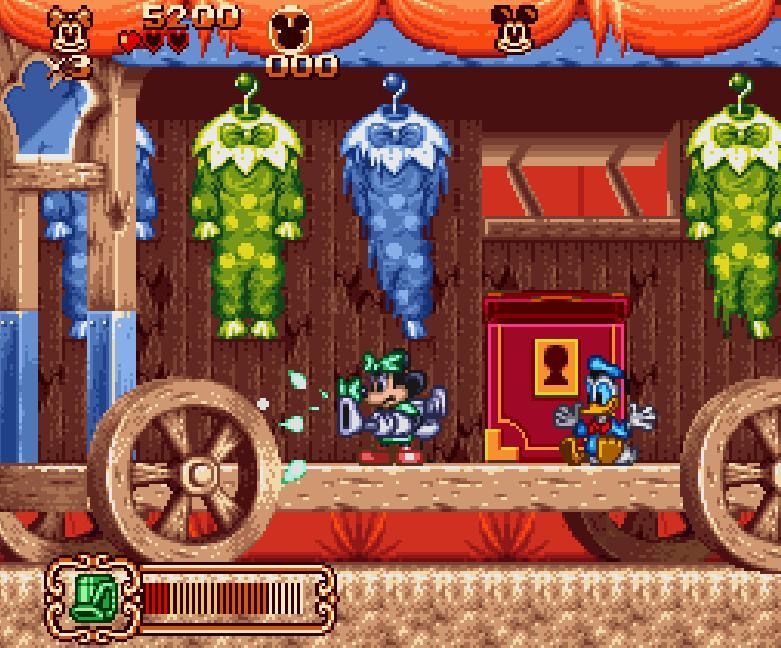 mickey to minnie  magical adventure 2 japan rom