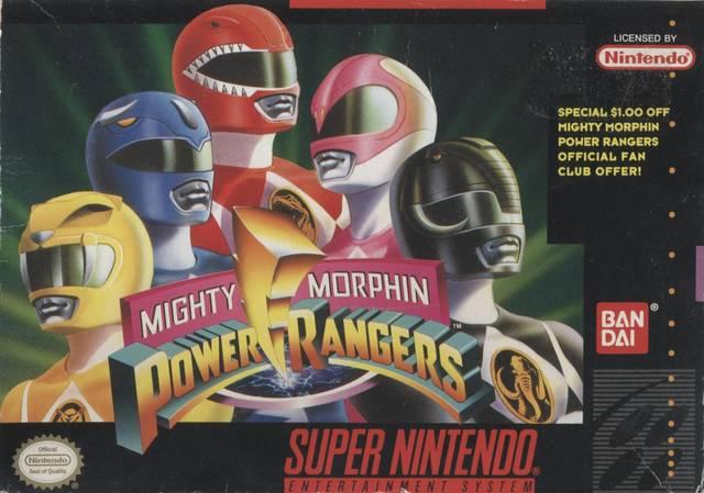 Kết quả hình ảnh cho Mighty Morphin Power Rangers (USA)