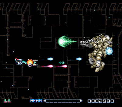 Image result for R-Type III: The Third Lightning SNES