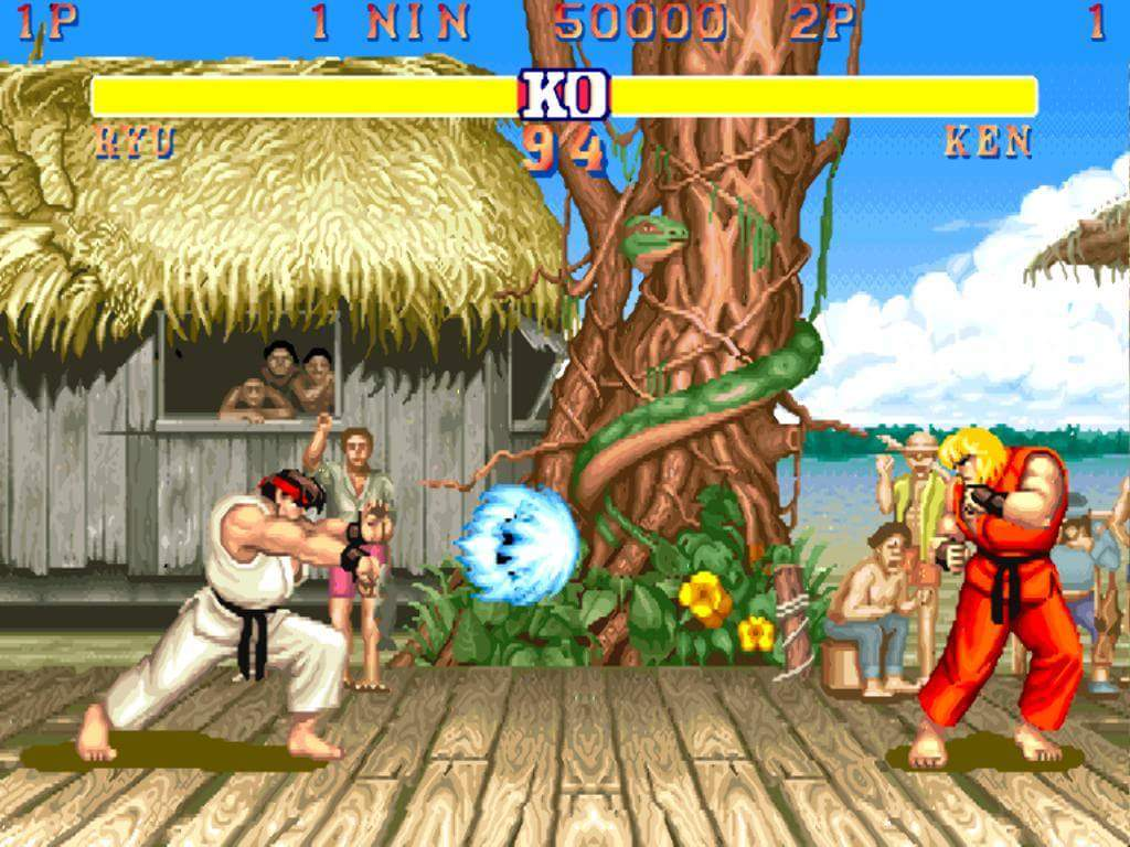 скачать Street Fighter 2 торрент img-1