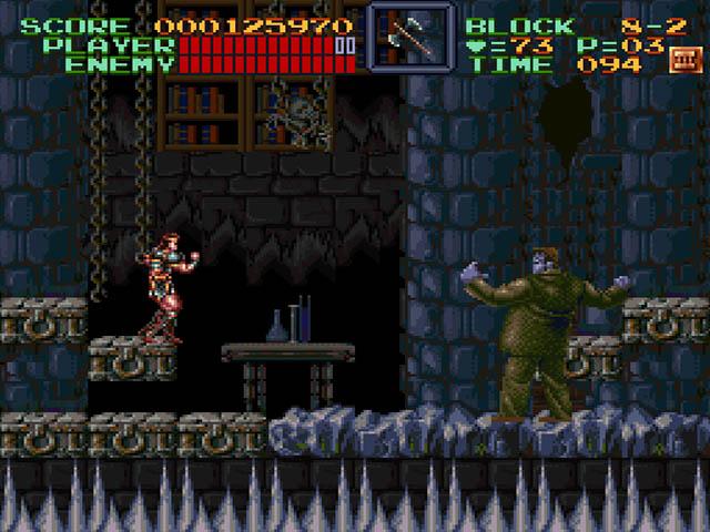 Resultado de imagen para Super Castlevania IV
