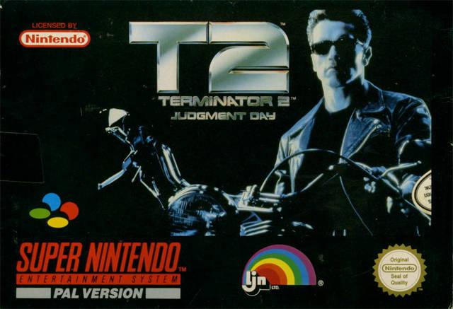 Terminator 2 - Judgment Day (USA) ROM < SNES ROMs | Emuparadise