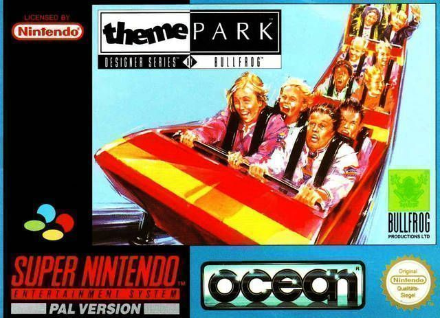 Theme Park (Europe) (En,Fr,De) ROM < SNES ROMs | Emuparadise