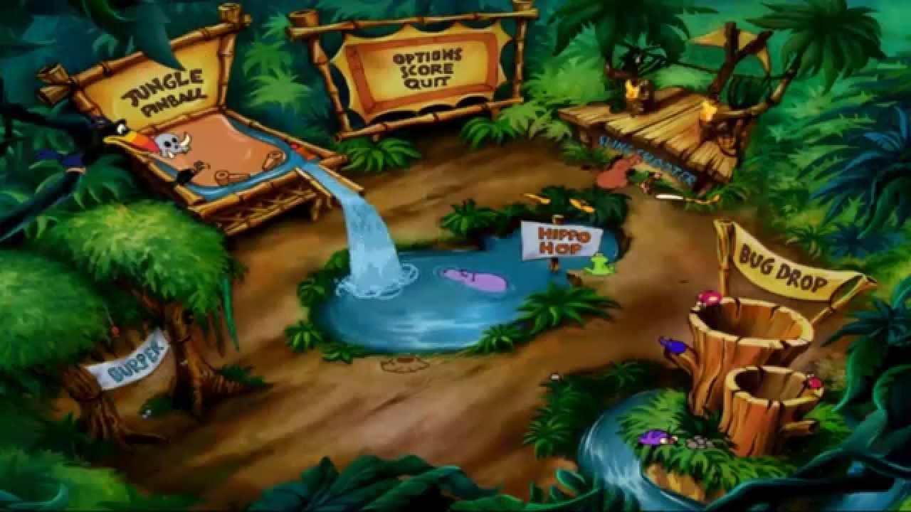 ROM] Download Timon & Pumbaa's Jungle Games