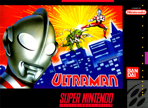 Ultraman Towards The Future Europe Rom Snes Roms Emuparadise