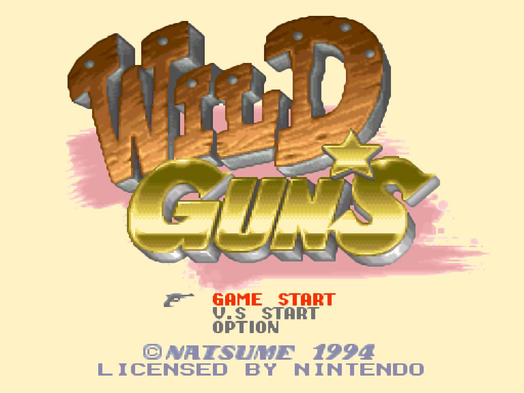 Kết quả hình ảnh cho Wild Guns (USA)