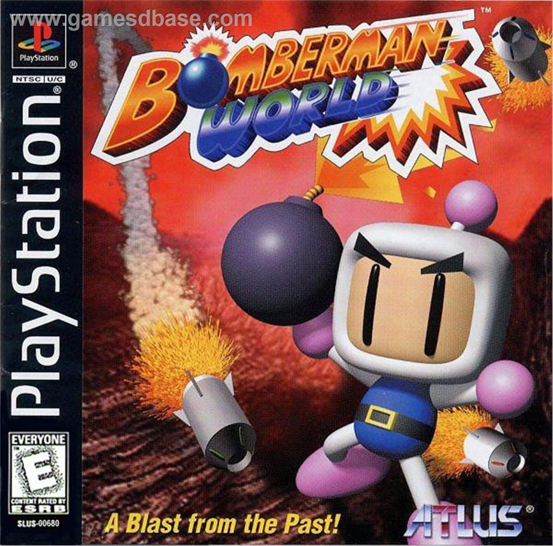 Download Kumpulan Game Bomberman PS1 PSX Terlengkap - RonanRizky
