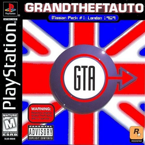 Kumpulan Game GTA PS1 PSX Terlengkap - RonanElektron