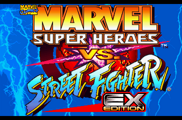 Marvel Super Heroes VS Street ...