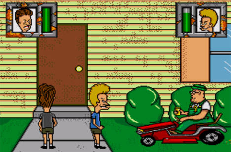 Beavis and butt head usa rom genesis roms emuparadise screenshot thumbnail media file 2 for beavis and butt head usa voltagebd Gallery