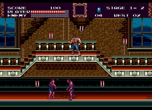 Image result for castlevania blood lines