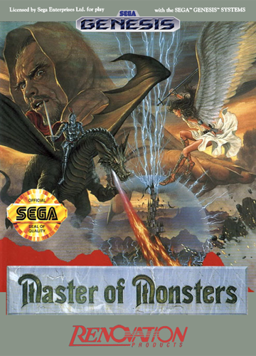Master of Monsters (USA) ROM < Genesis ROMs | Emuparadise