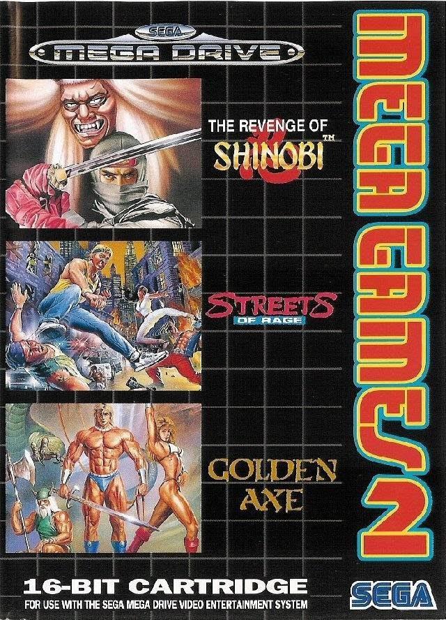 Mega Games 2 (Europe) ROM < Genesis ROMs | Emuparadise