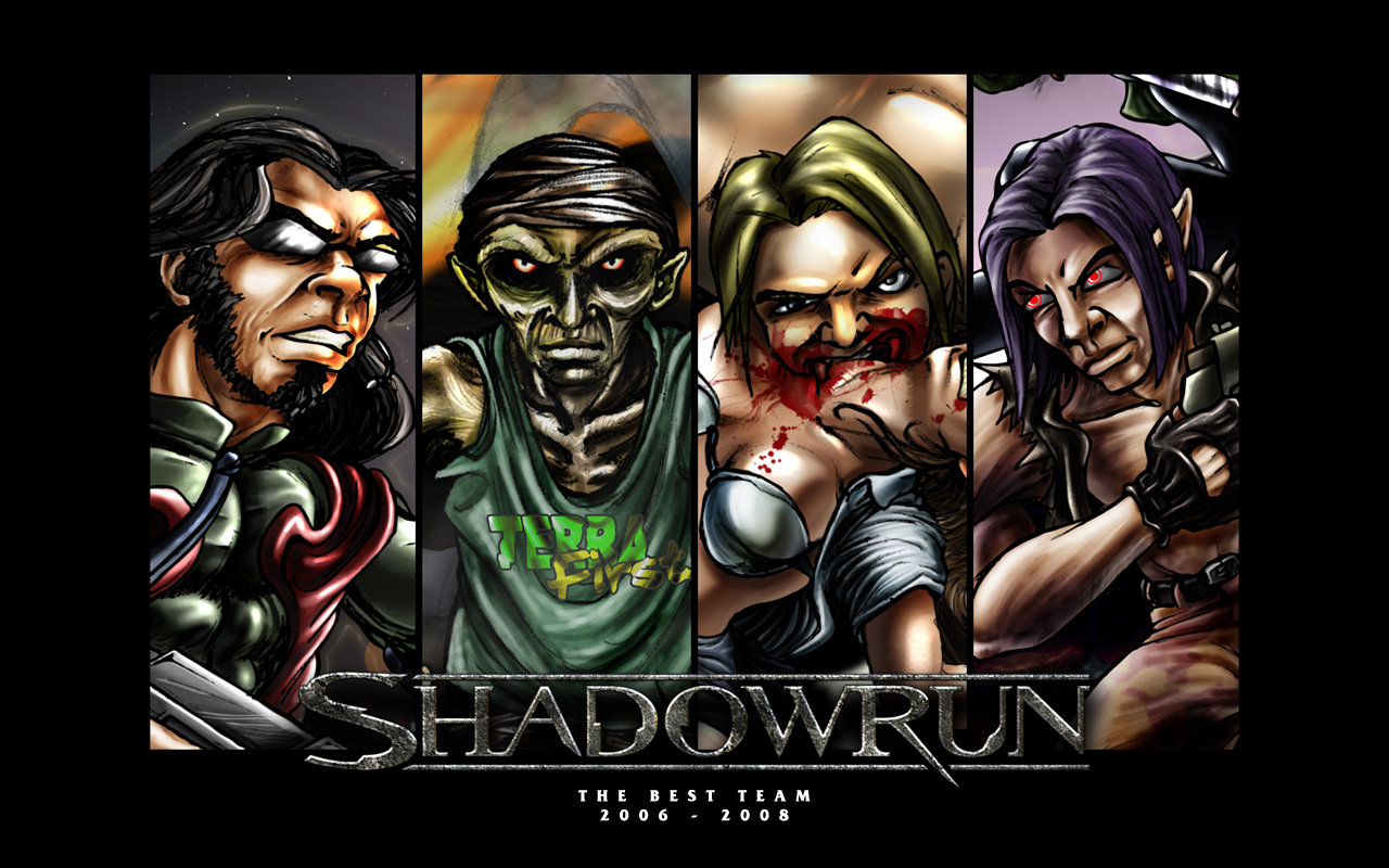 Shadowrun (Japan) ROM < Genesis ROMs | Emuparadise