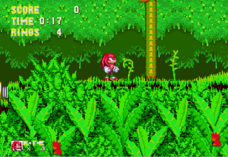 Sonic Knuckles Sonic The Hedgehog 3 World Rom Genesis Roms Emuparadise