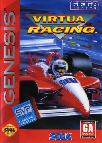 Virtua Racing – Sega Genesis (Mega Drive) Online