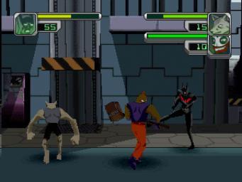 Batman Beyond Return Of The Joker Usa Rom N64 Roms Emuparadise