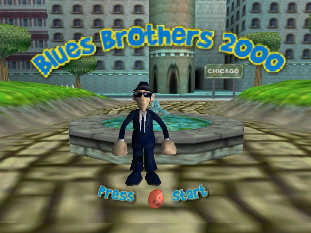 Image result for nintendo 64 blues brother