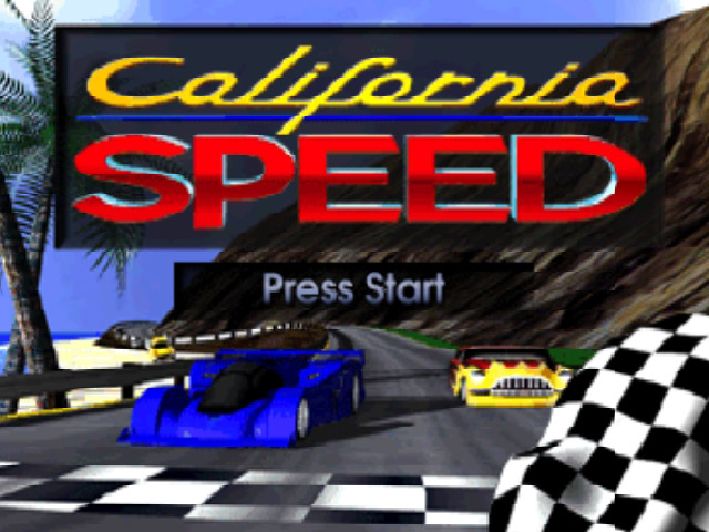 california speed nintendo 64