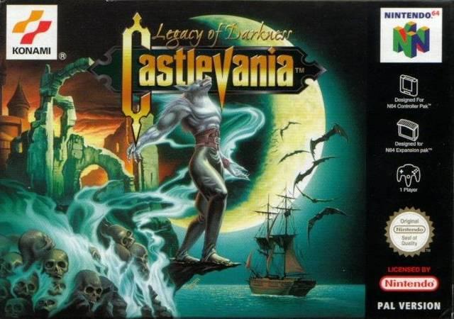 castlevania para project 64