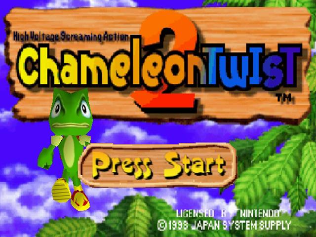 chameleon twist rom