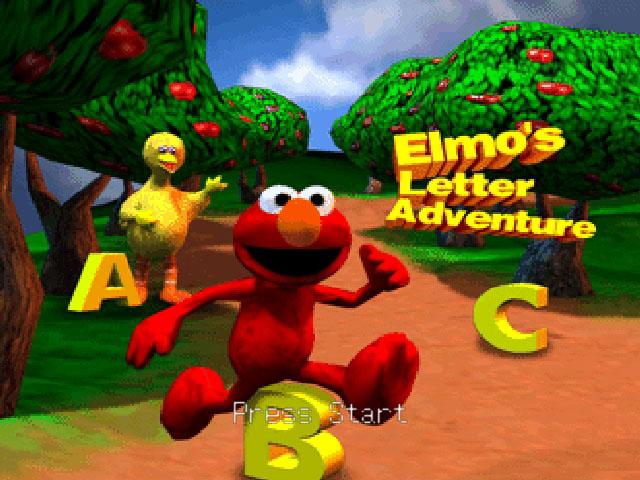 elmo's letter adventure (usa) rom < n64 roms   emuparadise