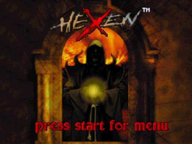 n64 hexen