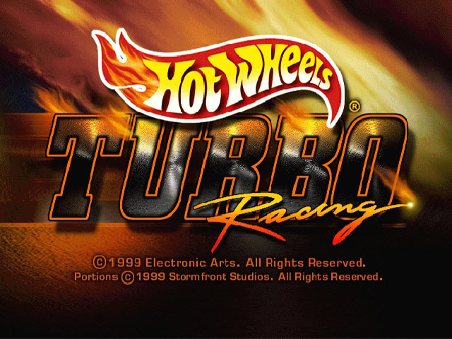 Hot Wheels - Turbo Racing (USA) ROM