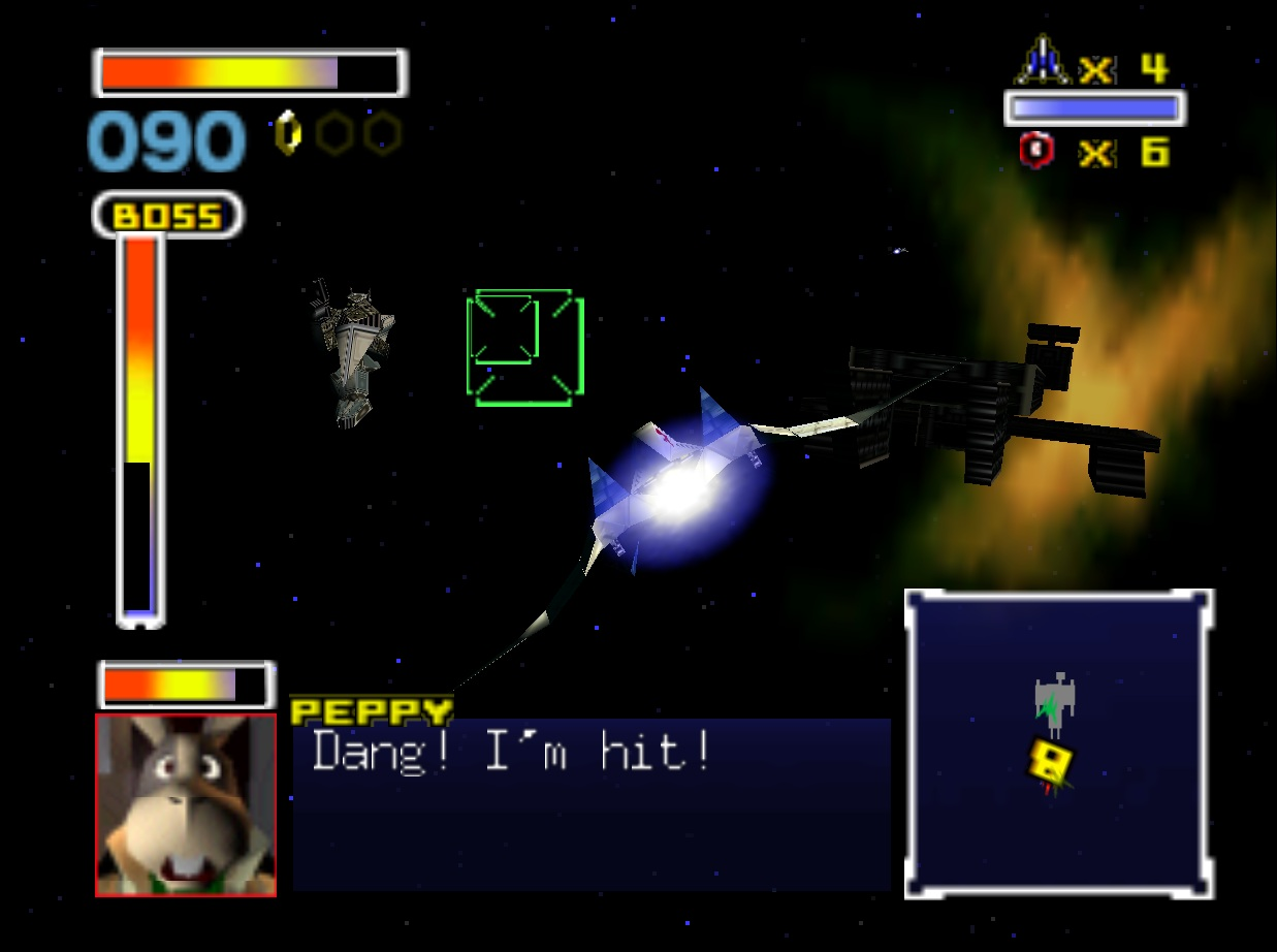 Star Fox 64 Usa Rom